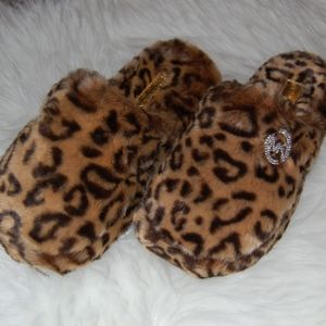 Michael Kors Jet Set slippers NWT Authentic